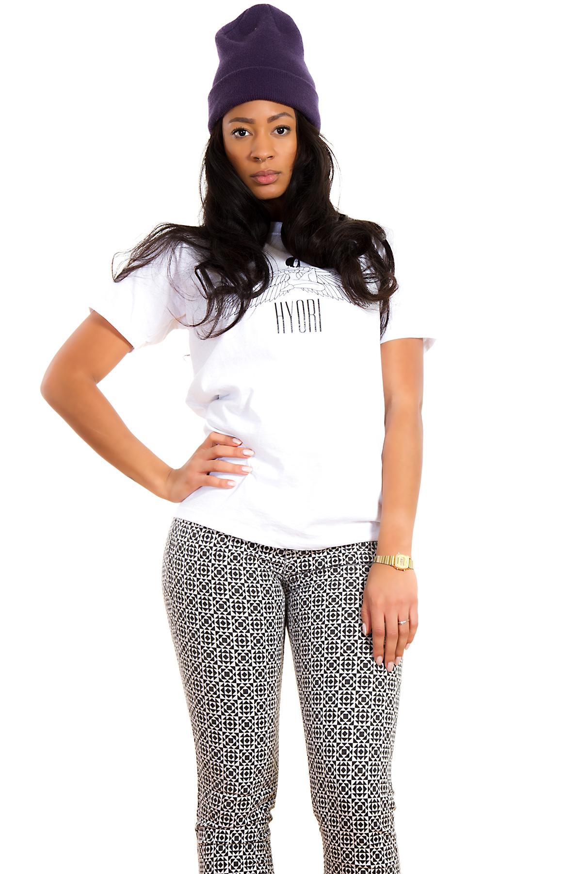 Hyori Goddess Isis T-Shirt in White for Women